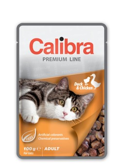 Calibra Cat  kapsa Premium Adult