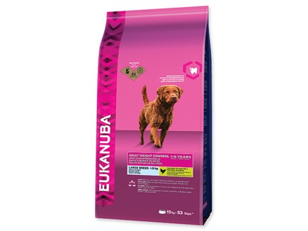 Eukanuba Dog Adult Weight Control Large