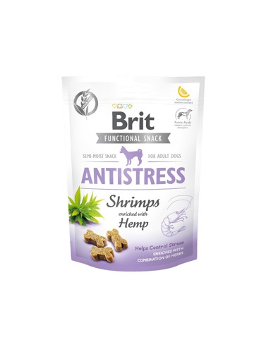 Brit Care Dog Functional Snack Antistress Shrimps