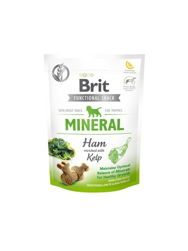 Brit Care Dog Functional Snack Mineral Ham Puppies