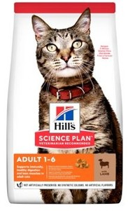 Hills Feline Adult Lamb&Rice NEW