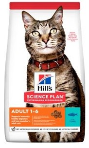 Hills Feline Dry Adult Tuna NEW
