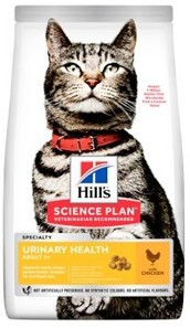 Hills Feline Dry Adult Urinary Health Chicken NEW