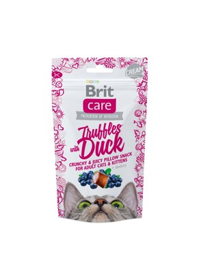 Brit Care Cat Snack Truffles Duck