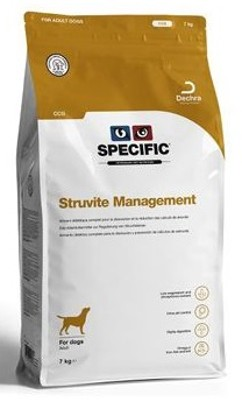 Specific CCD Struvite Management