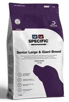 Specific CGD-XL Senior Large+Giant Breed