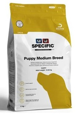 Specific CPD-M Puppy Medium Breed