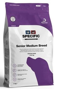 Specific CGD-M Senior Medium Breed