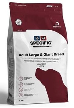 Specific CXD-XL Adult Large+Giant Breed