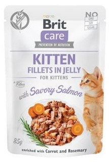 Brit Care Cat Fillets in Jelly Kitten