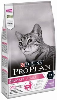 ProPlan Cat Delicate Turkey&Rice
