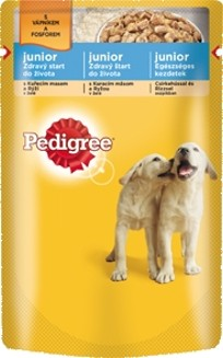 Pedigree kapsa Junior