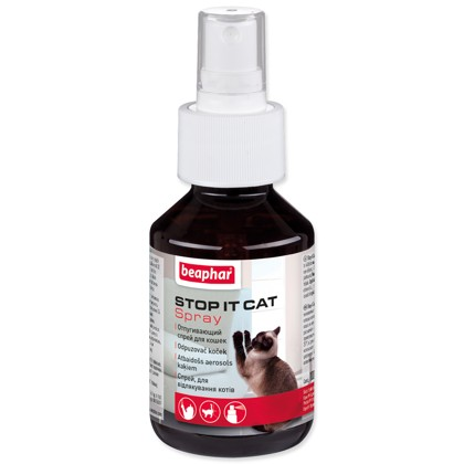 Beaphar odpuzovač Stop It Cat interiér spray