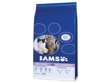 Iams Cat Multicat Chicken/Salmon