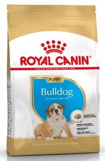 Royal Canin Breed Buldog Junior