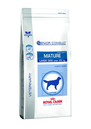Royal Canin VET Care Senior Consult Mature Large Dog