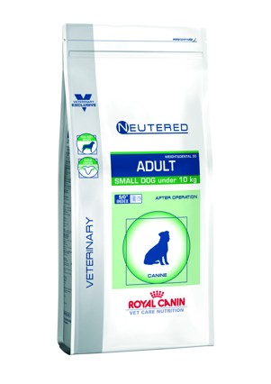 Royal canin VET Care Neutered Adult Small Dog