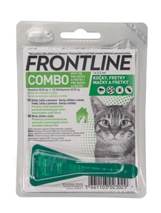 Frontline Combo Spot On Cats