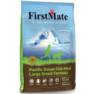 First Mate Dog Pacific Ocean Fish Large