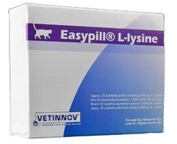 Easy Pill cat L-lysine