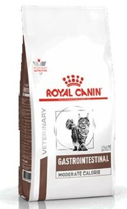 Royal Canin VD Feline Gastro Intestinal Moderate Calorie