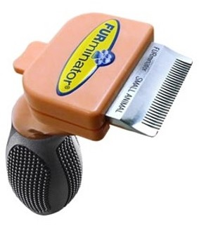 FURminator hrablo Small Animal deShedding Tool