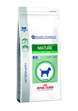 Royal Canin VET Care Senior Consult Mature Small Dog