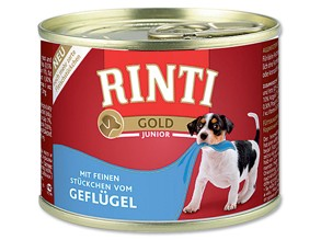 Rinti Dog Gold Junior konzerva