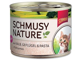 Schmusy Cat Nature Menu konzerva