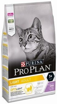 ProPlan Cat Light Turkey&Rice