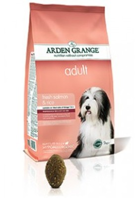 Arden Grange Dog Adult Salmon