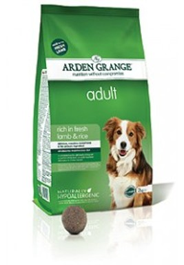 Arden Grange Dog Adult Lamb