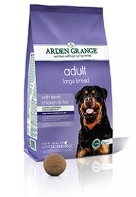 Arden Grange Dog Adult Large Breed