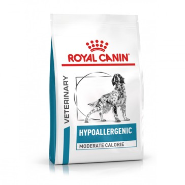 Royal Canin VD Dog Hypoallergenic Moderate Calorie