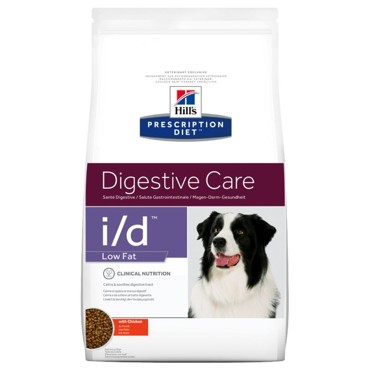 Hills Canine I/D Dry Low Fat