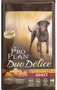 Proplan Dog Duo Délice Chicken/Rice