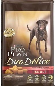 Proplan Dog Duo Délice Salmon/Rice