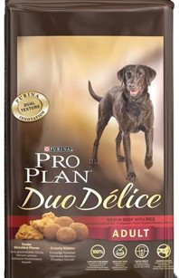Proplan Dog Duo Délice Beef/Rice
