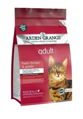 Arden Grange Cat Adult Chicken&Potato