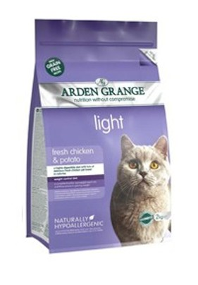 Arden Grange Cat Light Chicken&Potato