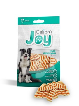 Calibra Joy Dog Dental Chicken Waves