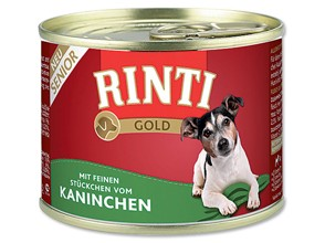 Rinti Dog Gold Senior konzerva