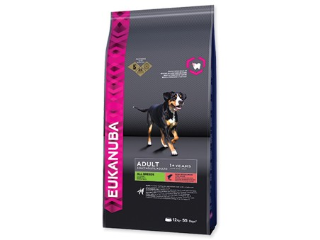 Eukanuba Dog Adult Salmon