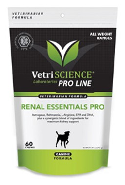 VetriScience Renal Essentials Pro Canine