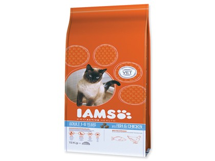 Iams Cat rich in Ocean Fish