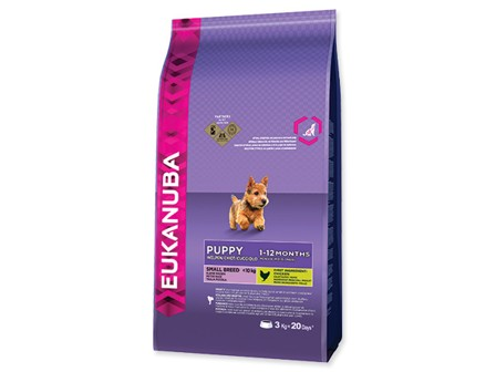 Eukanuba Dog Puppy&Junior Small Breed