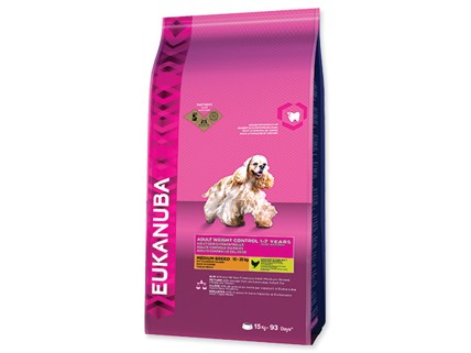 Eukanuba Dog Adult Weight Control Medium