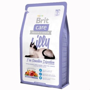 Brit Care Cat Lilly I´ve Sensitive Digestion