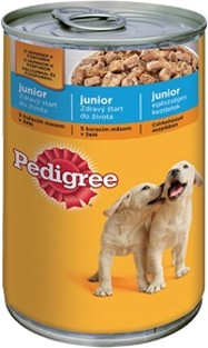 Pedigree konzerva Junior