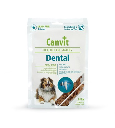 Canvit Snacks Dental